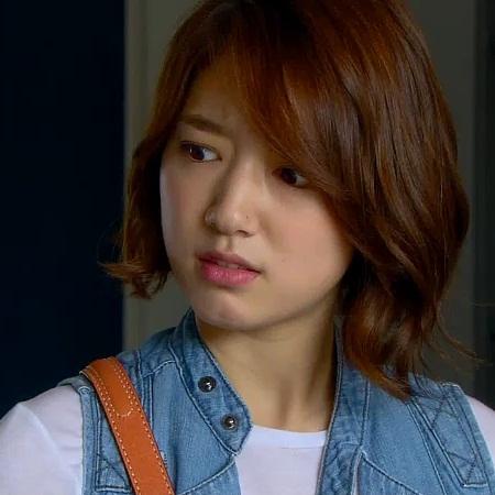 Park Shin Hye in Heartstrings | Haircut ideas | Pinterest ...