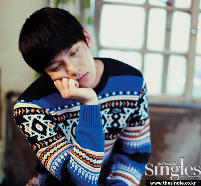 Ji Chang Wook Singles October 2012 The Talking Cupboard