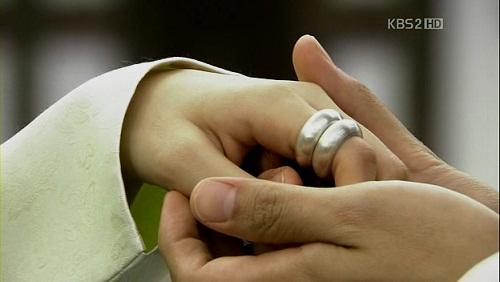 korean wedding rings