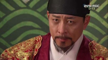 Cheoljong in the drama Dr Jin