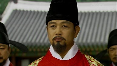 Sejo in the drama The Princess' Man