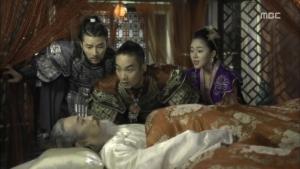 Empress Ki: Eps 19-20 – the talking cupboard