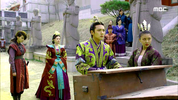 Empress ki episode 41 summary