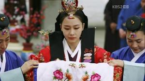 Princess Kyunghye's hwalot