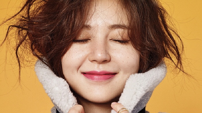 Baek Jin Hee For Grazia The Talking Cupboard