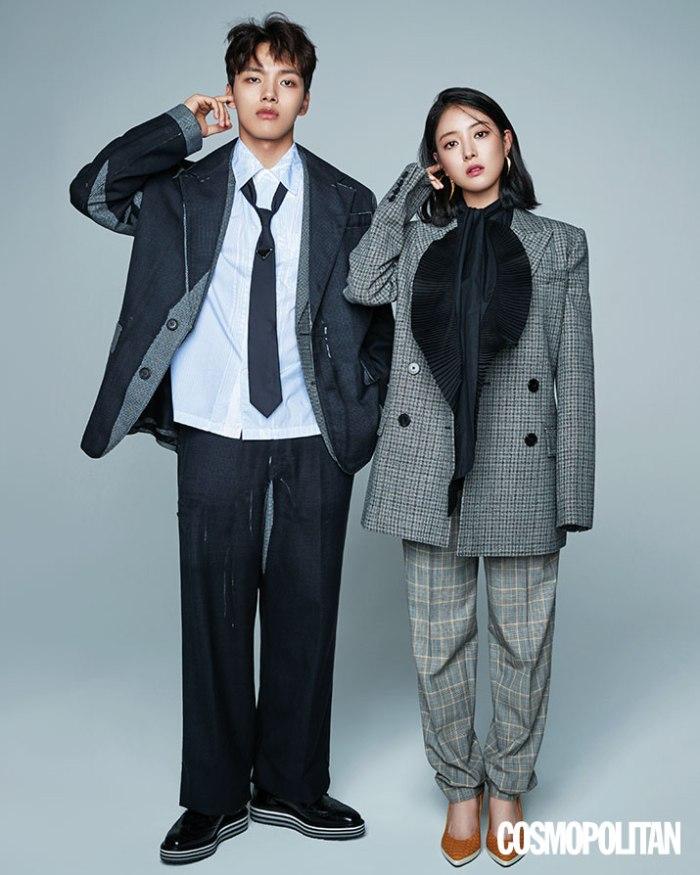yoo jin goo dating