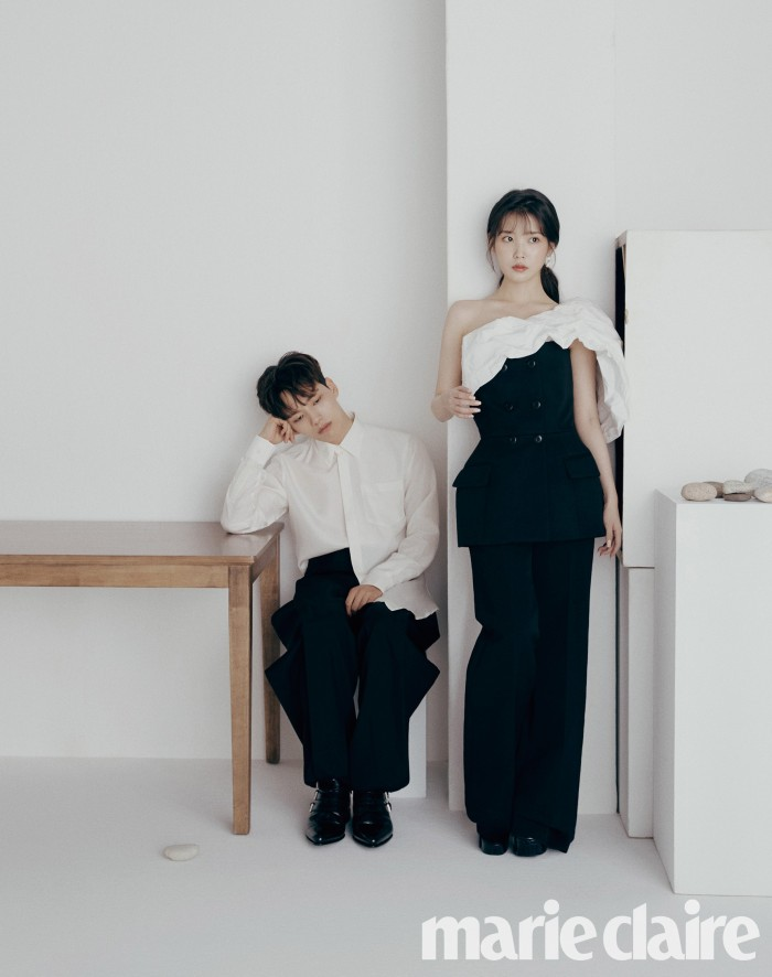 IU and Yeo Jin Goo – Marie Claire August 2019 Interview