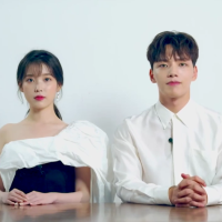 IU and Yeo Jin Goo - Marie Claire August 2019 Interview
